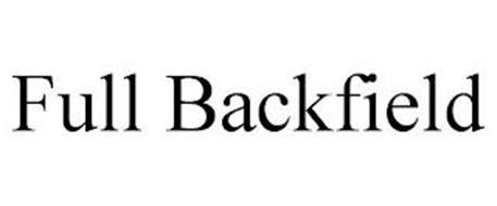 FULL BACKFIELD