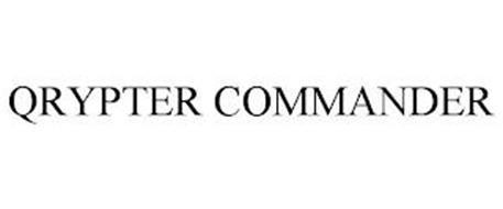 QRYPTER COMMANDER