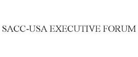 SACC-USA EXECUTIVE FORUM