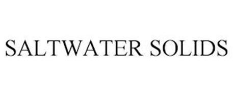 SALTWATER SOLIDS