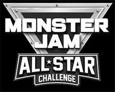 MONSTER JAM ALL STAR CHALLENGE