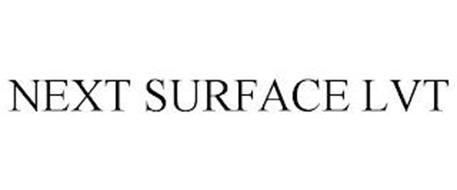 NEXT SURFACE LVT
