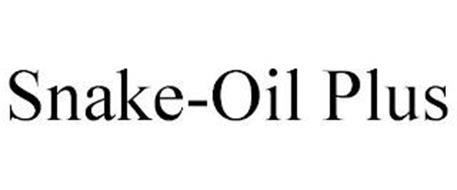 SNAKE-OIL PLUS