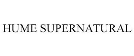 HUME SUPERNATURAL
