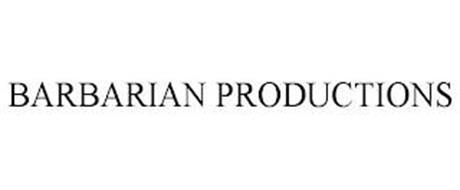 BARBARIAN PRODUCTIONS