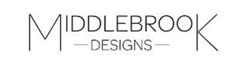 MIDDLEBROOK  - DESIGNS -