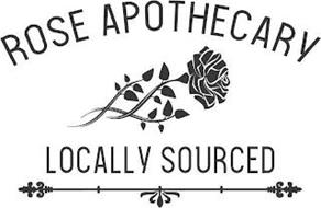 ROSE APOTHECARY LOCALLY SOURCED