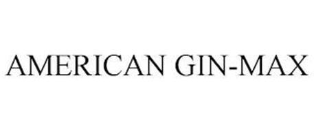 AMERICAN GIN-MAX