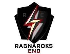 R E RAGNAROKS END