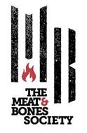 MB THE MEAT & BONES SOCIETY