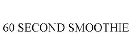60 SECOND SMOOTHIE