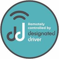 DD REMOTELY CONTROLLED BY DESIGNATED DRIVER