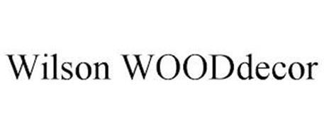 WILSON WOODDECOR