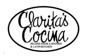 CLARITA'S COCINA RECIPES FROM A SPANISH& LATIN KITCHEN