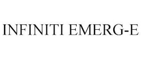 INFINITI EMERG-E