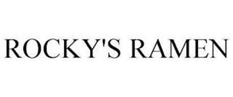 ROCKY'S RAMEN