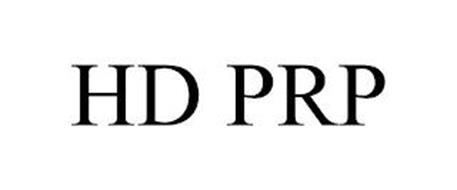 HD PRP