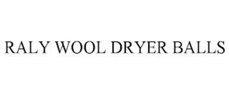 RALY WOOL DRYER BALLS