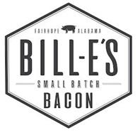 BILL-E'S SMALL BATCH BACON FAIRHOPE ALABAMA