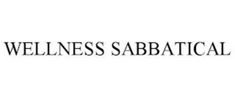 WELLNESS SABBATICAL