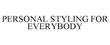 PERSONAL STYLING FOR EVERYBODY