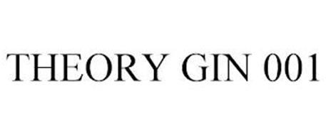 THEORY GIN 001