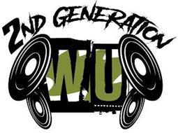 2ND GENERATION WU