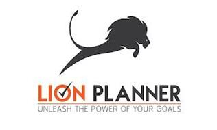 LION PLANNER UNLEASH THE POWER OF YOUR GOALS