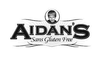 AIDAN'S SANS GLUTEN FREE