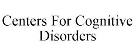 CENTERS FOR COGNITIVE DISORDERS