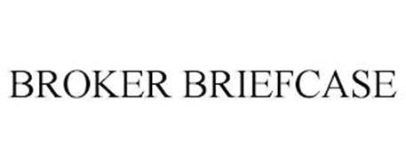 BROKER BRIEFCASE