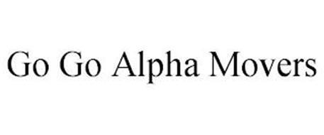 GO GO ALPHA MOVERS