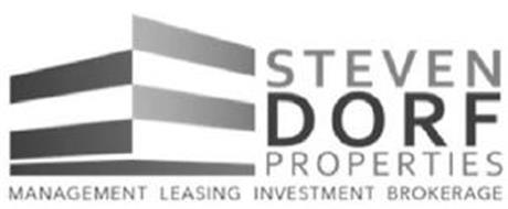 STEVEN DORF PROPERTIES MANAGEMENT LEASING INVESTMENT BROKERAGE