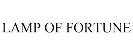 LAMP OF FORTUNE