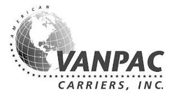 AMERICAN VANPAC CARRIERS, INC.