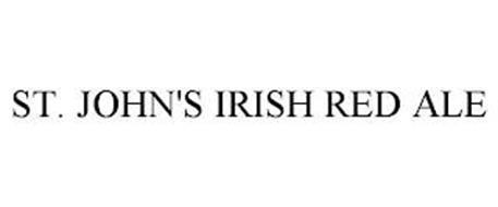 ST. JOHN'S IRISH RED ALE