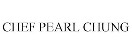 CHEF PEARL CHUNG
