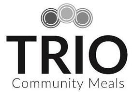 TRIO COMMUNITY MEALS