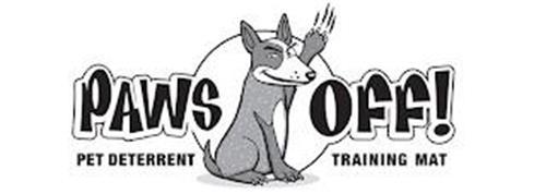 PAWS OFF! PET DETERRENT TRAINING MAT