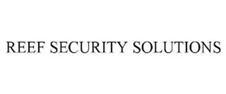 REEF SECURITY SOLUTIONS