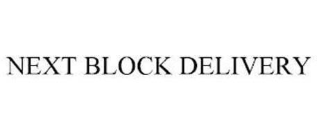 NEXT BLOCK DELIVERY