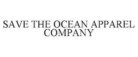 SAVE THE OCEAN APPAREL COMPANY