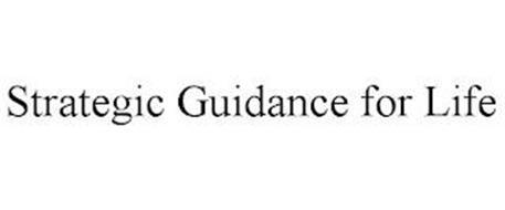 STRATEGIC GUIDANCE FOR LIFE