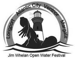 LONGPORT ATLANTIC CITY VENTNOR MARGATE JIM WHELAN OPEN WATER FESTIVAL