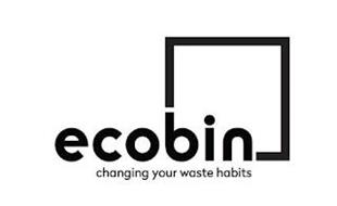ECOBIN CHANGING YOUR WASTE HABITS