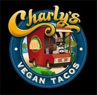 CHARLY'S · VEGAN TACOS ·