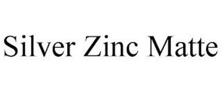 SILVER ZINC MATTE