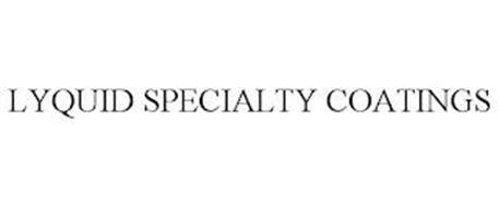 LYQUID SPECIALTY COATINGS