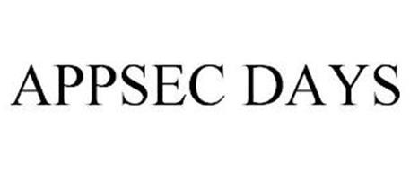 APPSEC DAYS
