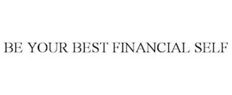 BE YOUR BEST FINANCIAL SELF